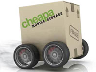 Cheapa Self Storage Mobile/Long Term Storage