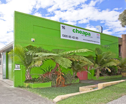 Cheapa Self Storage Brookvale NSW